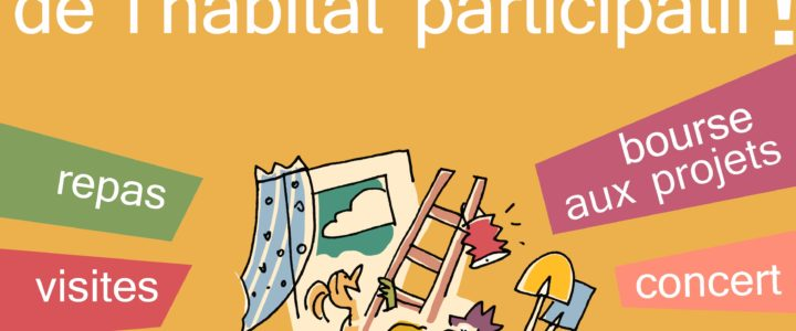 « Faites de l'Habitat Participatif ! » le samedi 26 mai